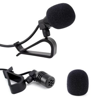 Dla Pioneer mikrofon Bluetooth Brand New 2 5mm 3M długość zewnętrzny mikrofon Bluetooth samochód dla Pioneer stereoos odbiornik radiowy tanie i dobre opinie DOITOP Zestaw słuchawkowy z mikrofonem Dynamiczny Mikrofon Mikrofon komputerowy Wielu Mikrofon Zestawy Dookólna Przewodowy