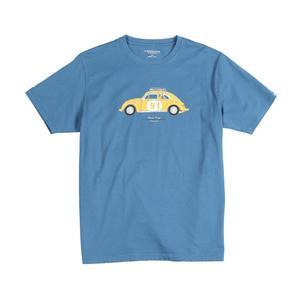 Image 5 - SIMWOOD 2020 summer new jeep print t shirt men 100% cotton letter back short sleeve t shirt plus size top tees SI980799