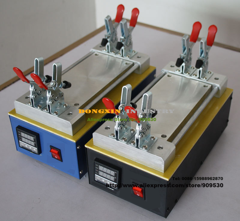LCD Separator Machine Plate Cell Phone Glass Removal Screen Glass Repair Machine