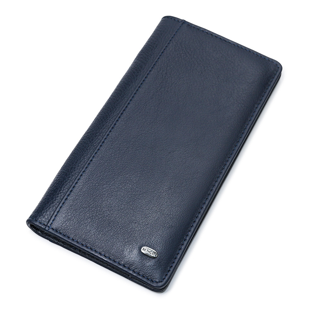 Thin Men's Wallets Genuine Leather Business Luxury Brand Design Slim Male Wallet Coin Card Holder Zipper Coin Pocket Men Purse