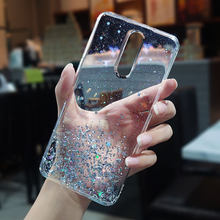Glitter Bling Sequins Case For Xiaomi Redmi Note 8 7 5 6 Pro 6A 7A Mi 9 8 lite A2 A3 CC9E CC9 SE 9T K20 pro POCO F1 Soft Cover(China)