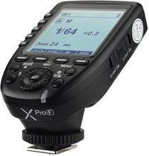 Godox Xpro-F Flash Trigger Transmitter with 2.4G TTL II Wireless X System HSS 1/8000s LCD Screen for Fujifilm Fuji DSLR Camera