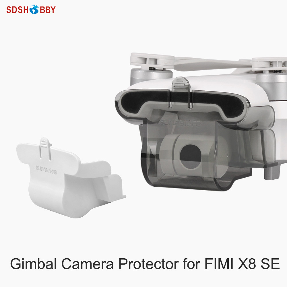 Sunnylife Camera Lens Cover Case Gimbal Protector Accessory For FIMI X8 SE Drone
