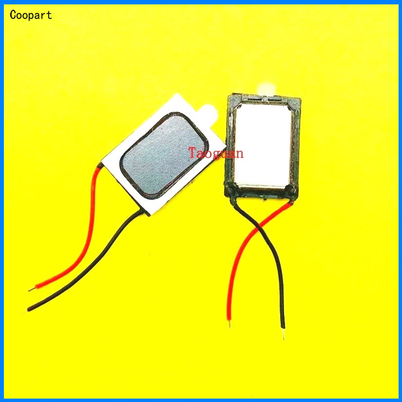 2pcs/lot Coopart New Buzzer Loud Speaker ringer for Oukitel C8 U15 Pro U20 Plus K6000 Plus for HOMTOM HT16 HT16 Pro|Mobile Phone Flex Cables| |  - title=