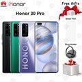 Móvil Honor 30 Pro, 6,57 pulgadas, 8 GB RAM, 128 GB ROM, CPU Kirin 990, Octa Core, 10 Android, Zoom Digital 50x, cámara de 40MP, 5G