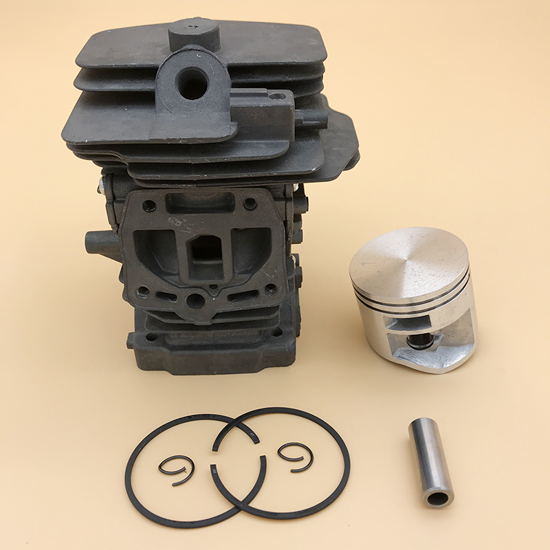 HUNDURE 44mm Cylinder Piston Ring Pin Circlip Kit Fit STIHL MS251 MS251C MS251CBE MS251 CBE-2 Chainsaw Replacement # 11430201207