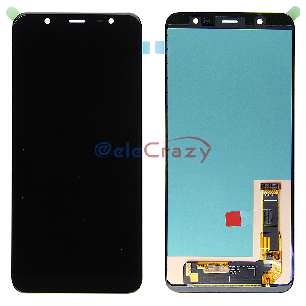 100%tested For <font><b>SAMSUNG</b></font> Galaxy <font><b>J8</b></font> <font><b>2018</b></font> J810 J810FN SM-J810 <font><b>LCD</b></font> Display with Touch Screen Assembly image