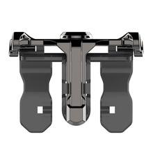 Mobile Game Pad Metal Gamepad For Pubg Controller Shooter Fi