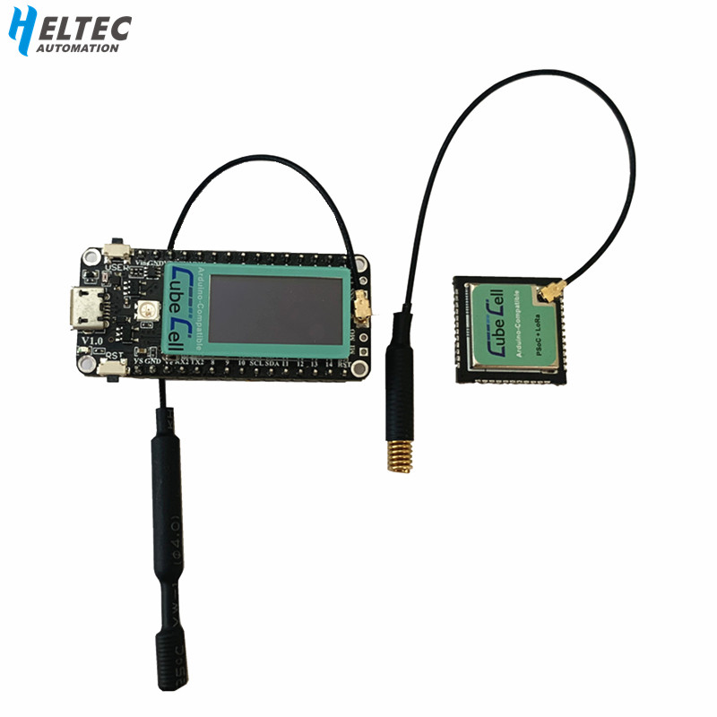 IOT Lora Node GPS ASR6502 Lora LoRaWAN  CubeCell Module/Development Board For Arduino Smart City