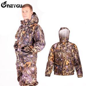 Image 3 - NeyGu esterna Impermeabile e traspirante giacca da pesca, Ad Asciugatura Rapida giacca Trampolieri di pesca per la pesca, caccia e da trekking