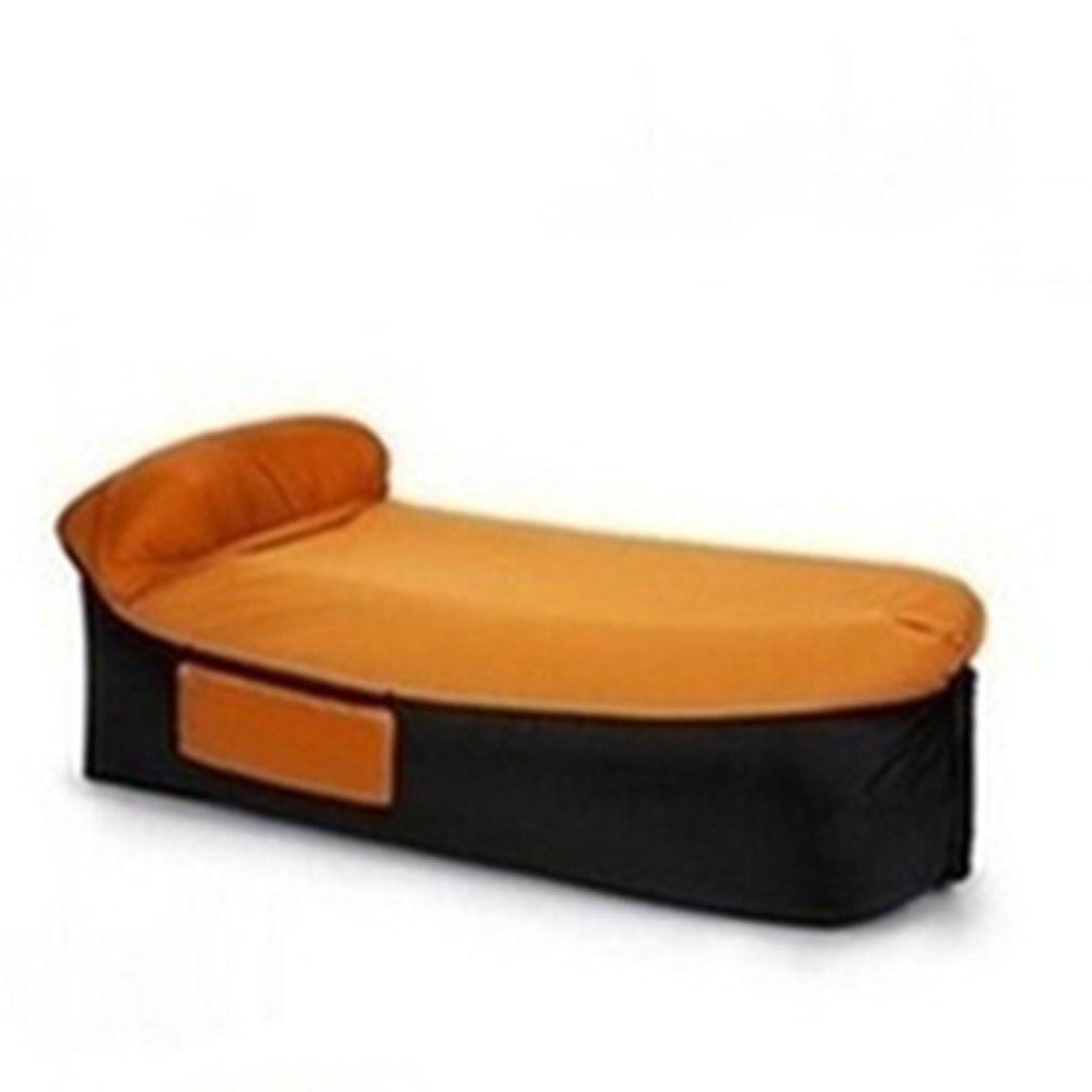 Компактный размер Открытый Кемпинг путешествия открытый надувной стул диван Портативный Путешествия Пуф стул с подушкой|Садовые диваны|   | АлиЭкспресс