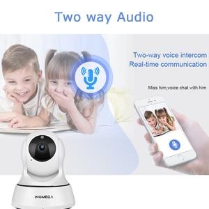 Image 3 - Inqmega 1080p câmera ip sem fio wifi cam indoor segurança em casa vigilância cctv câmera de rede visão noturna p2p remoto vista