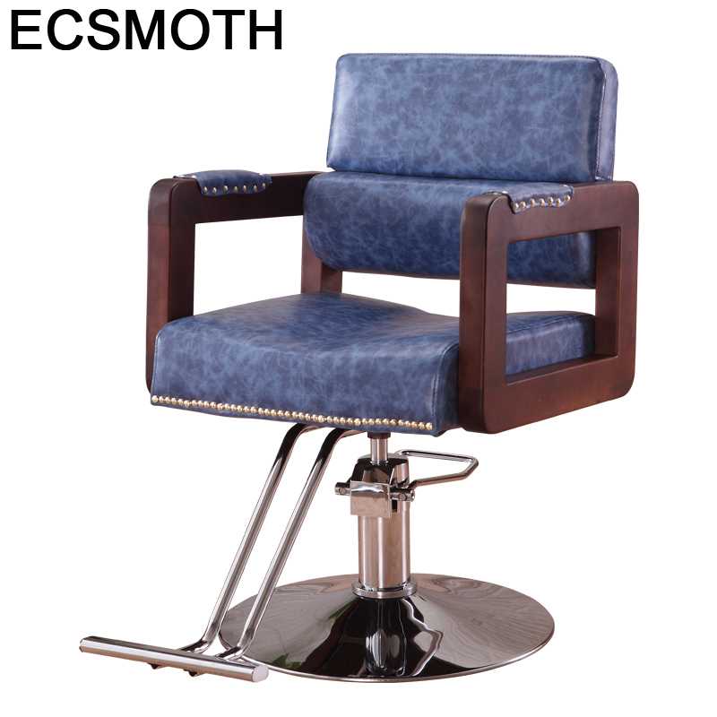 Beauty Schoonheidssalon Mueble Barbero Makeup Belleza Sedie De Barbeiro Furniture Silla Barbershop Cadeira Salon Barber Chair
