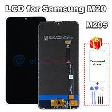 Премиум качество для samsung galaxy m20 m205 m205f ЖК экран