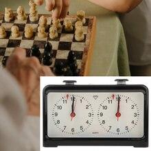 Horloge analogique Portable, lecteur d'échecs professionnel chinois, compte à rebours, minuterie, ensemble d'accessoires