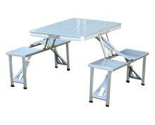 Уличный складной стол для кемпинга пикника из алюминиевого сплава