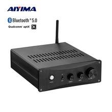 AIYIMA-Amplificador DE POTENCIA TPA3255 con Bluetooth, altavoz de 325W, 2,0, Amplificador de sonido Digital de clase D, APTX con potencia de conmutación