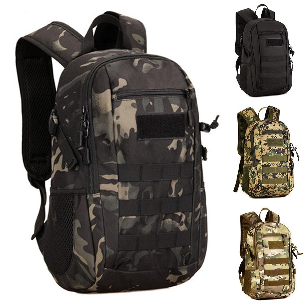 25*37*12cm Outdoor Military Rucksacks Nylon Waterproof Tactical Backpack Sports Camping Hiking Trekking Fishing Hunting Bags
