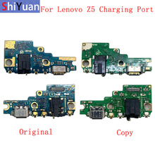 USB Charging Port Connector Board Parts Flex Cable For Lenovo Z5 L78011 Flex Cable Replacement Part