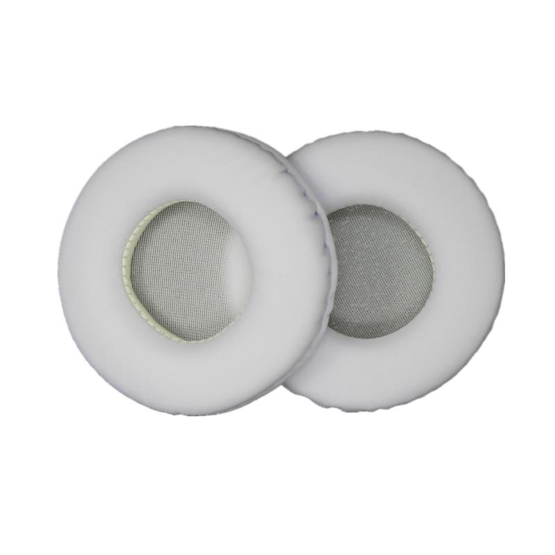 Мягкие ПУ амбушюры 50 мм-110 мм пенопластовые амбушюры 60 мм 70 мм подушечки для Sony для AKG для Sennheiser для АС для Philips наушники белые