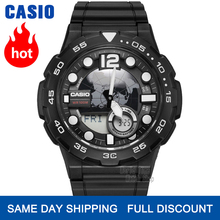 Digital Watch Shock-Selling Casio 100m Luxury-Set Military Sport Waterproof Relogio LED