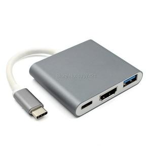 Image 2 - ミニポータブルビデオコンバータ nintend スイッチ ns nx ゲームコンソールテレビ hdmi アダプタ USB3.0 ポートタイプ c テレビベースドックステーション