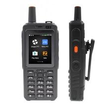 ANYSECU 4G רשת רדיו 7S + אנדרואיד 6.0 F40 נעילת LTE POC Telefono לעבוד עם Zello אמת PTT ארוך מרחק fm משדר