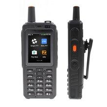 جهاز إرسال واستقبال fm للمسافات الطويلة من ANYSECU لشبكة 4G راديو 7S + أندرويد 6.0 F40 إفتح LTE POC telefuno يعمل مع Zello Real PTT