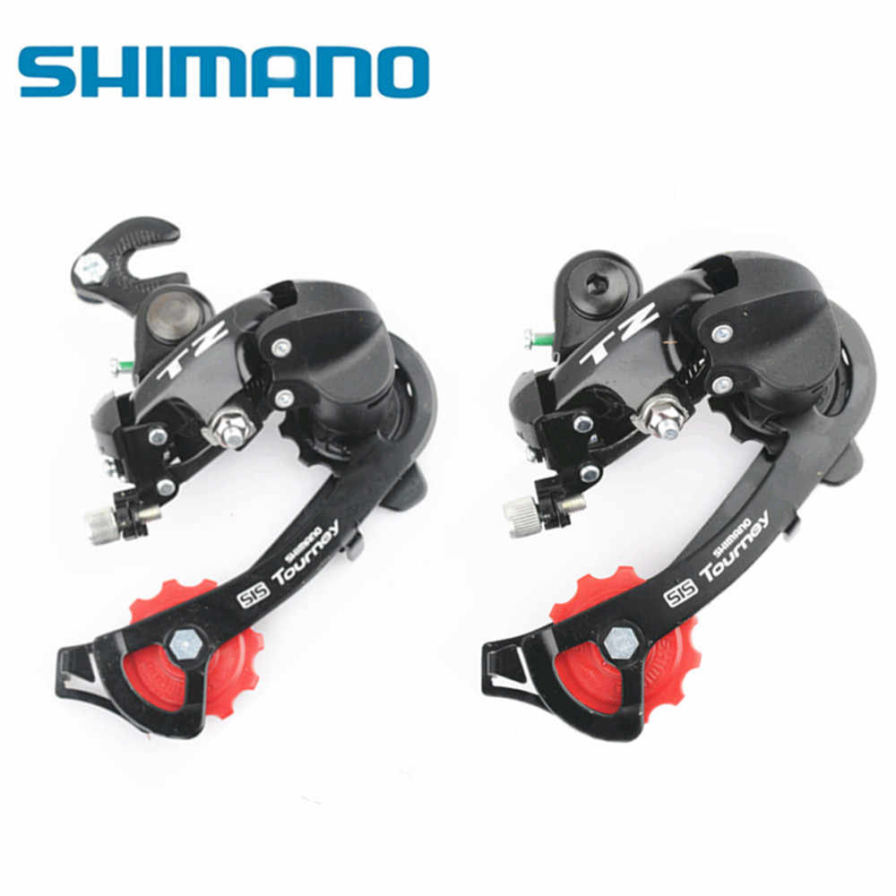 Shimano Tourney RD-TY300 TX35 Rear Derailleur 6//7 Speed Mount Mountain Bike US