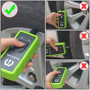 Image 4 - 2In1フォード、gmオペルtpms診断ツールスーパーEL50448車の自動車タイヤ空気圧モニターセンサーEL 50448 EL50449