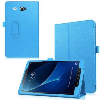 Funda plegable de cuero PU tipo Folio para Samsung Galaxy Tab A 6 A6 7,0 2016 T280 SM-T280 T280N T285 T281 Funda con soporte para tableta