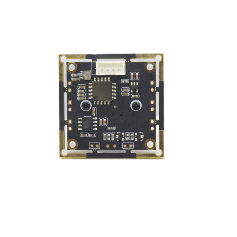 1MP USB Free Drive 720P Camera Module Diy HD Microphone Integrated Face Recognition OV973