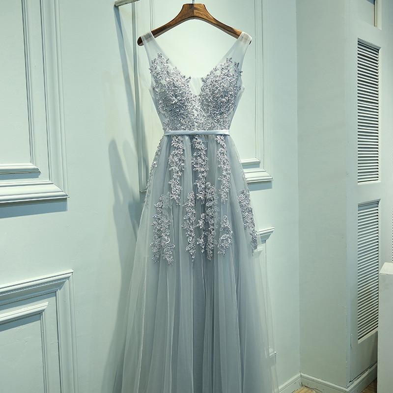 Robe De soirée longue blanche mariage incroyable Sexy perles brillance Vestidos De Fiesta étage longueur Corset sans manches