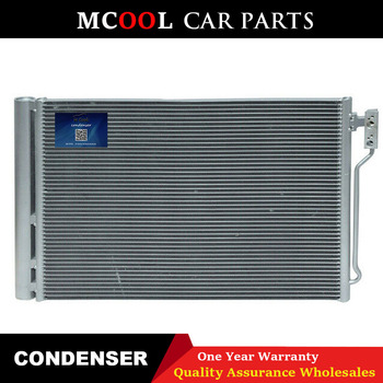 For AC Air Conditioning Conditioner Condenser For BMW 5' F10 F11 F18 520i 528i 528 N20 64537618770 9284946 7618770 64539284946