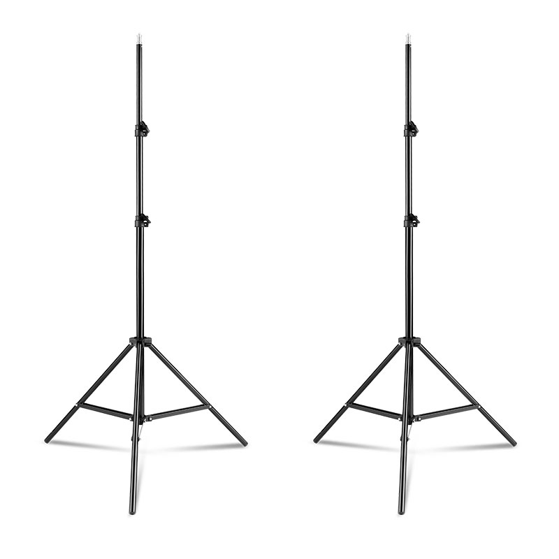 Photo 2 2M Light Stand Tripod With 1 4 Screw Head For Photo Studio Video Flash Umbrellas   Reflector Lighting