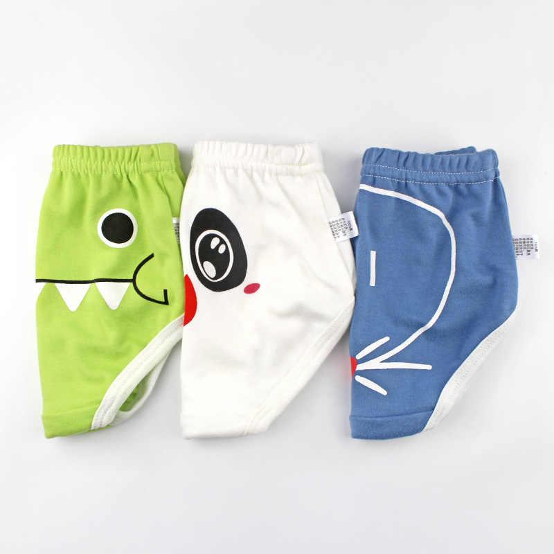Verano niño Niñas Ropa interior ropa interior de bebé recién nacido 100% ropa interior de algodón niños de dibujos animados de niños lindo trajes cortos