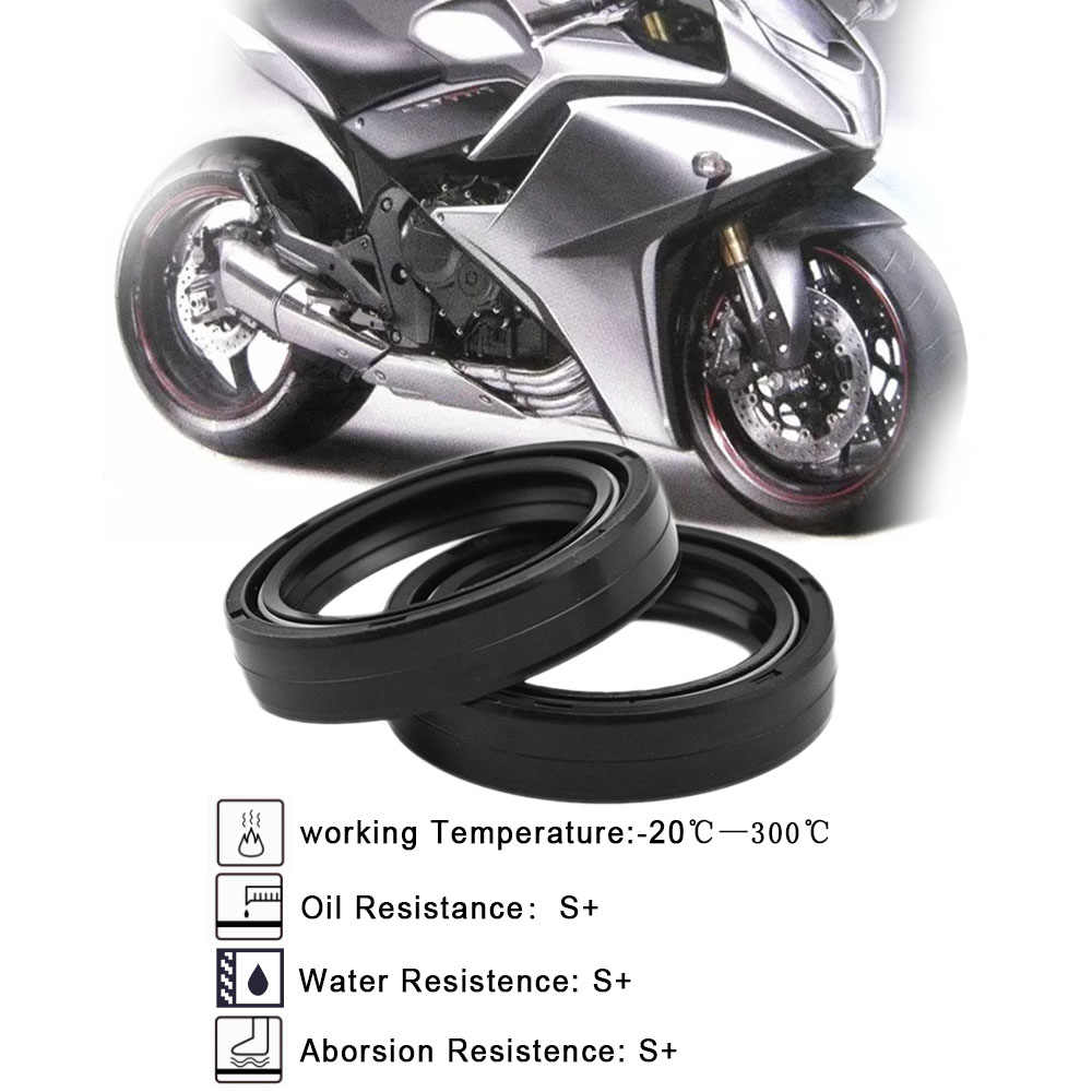 Untuk Suzuki DS125 TS125 DS 125 TS 125 30*42*10.5 Mm Garpu Depan Shock Absorber Moto Aksesoris segel Minyak 30X42X10.5