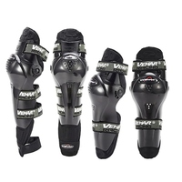 4pcs/set Motocross Knee Protector Brace Protection Elbow Pad Kneepad Motorcycle Sports Cycling Guard Protector knee guard