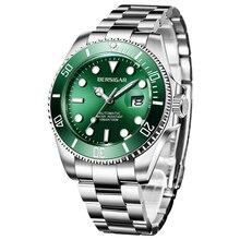 BERSIGAR Men's Automatic Mechanical Watch Business Casual Wa