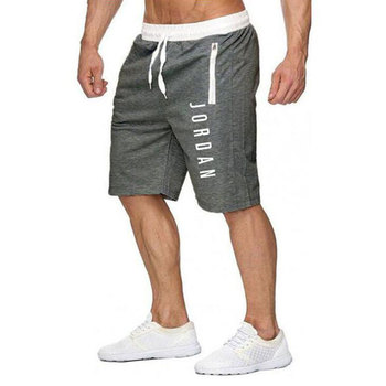 New Jordan shorts men's fitness bodybuilding shorts men's summer gym exercise men's breathable quick-drying sportswear jogging 13