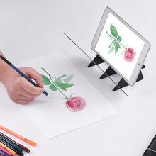 Оптические изображения доска для рисования объектив эскиз зеркальное отражение затемнение кронштейн держатель живопись зеркальная пластина Трассировка стол плоттер