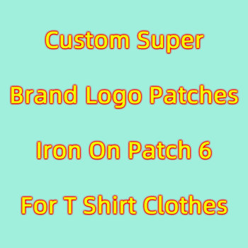 Stripes on Clothes Brand Iron on Letters Patches for Jackets Clothing Embroidery Appliques DIY Brand Sew Patch Badges Stickers 3pcs pink flowers pearl clothes embroidered sew on patches for clothing diy stripes motif appliques parches