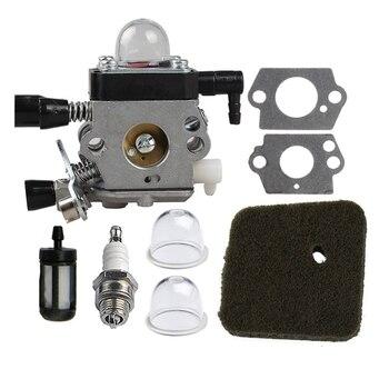 HOT-C1Q-S186 carburador para Stihl FS45 FS55R FS55 HS45 FC55 FS38 HL45 KM55 FS46 FS46C FS55RC FS45C FS45L FS55C FS55T de césped