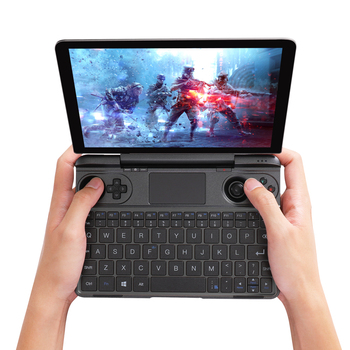 GPD WIN Max Mini Gaming Laptop Small PC Notebook 8 Inch Touch Screen CPU I5 1035G7 RAM 16GB ROM 512GB 15000mAh Battery Backlight