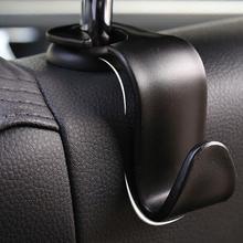 Автомобильное сиденье на спинку подголовника держатель бутылки сумка для мелочей пластиковый крючок-держатель Органайзер авто товары компактный размер сильные автомобильные аксессуары