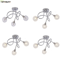 Surface Mounted Modern Led Ceiling Lights For Living Room Bedroom Fixture Indoor Home Decorative LED Ceiling hanging Lamp