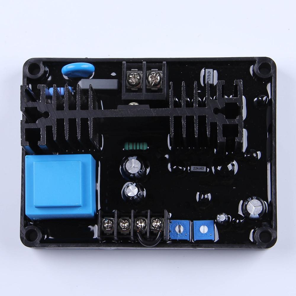 GB-110 AVR Автоматический регулятор напряжения электронный интегральная схема фазовый комбинированный генератор возбуждения электрическое оборудование
