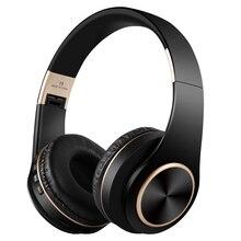 Peeling Drahtlose Kopfhörer Tragbare Bluetooth 5,0 Kopfhörer Faltbare Headset Für Ohr Kopf Telefon iPhone Xiaomi Huawei