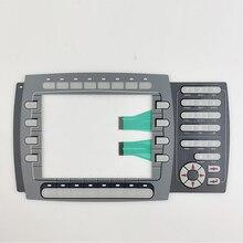 Novo e1070 pro + hmi plc interruptor de membrana teclado para hmi operador painel reparação ~ faça você mesmo, tem em estoque