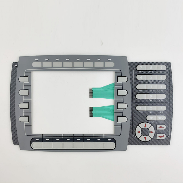 Nuevo teclado de membrana E1070 PRO + PLC HMI para reparación de Panel de operador HMI do hágalo usted mismo, tiene en stock